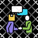 Client Partnership Color Icon