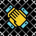 Partnership Cooperation Founder Icon