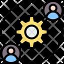 Partnership Cycle Partnership Cycle Icon