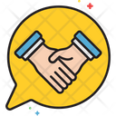 Partnership Review Icon
