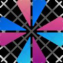 Parts Shapes Logogram Icon