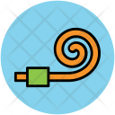 Party Horn Noise Icon