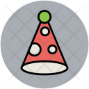Party Hat Birthday Icon