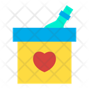 Celebration Love Party Champagne Icon