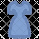 Party Dress Women Icon