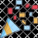 Party Birthday Decoration Icon