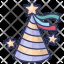 Hat Holiday Celebrate Icon