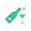 Party Celebration Champagne Icon