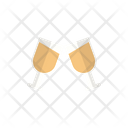 Party Celebration Drinks Icon
