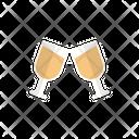 Party Celebration Drinks Icon
