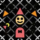 Party Celebration Fun Icon