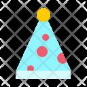 Party Cone Fun Icon