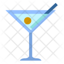 Party Coctail Drink Icon