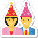 Party Birthday Enjoyment Icon