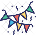 Party Ornaments Decoration Icon