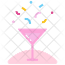 Party Celebration Drink Icon