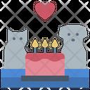 Party Birthday Pet Bakery Icon