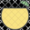 Party Drink Coconut Icon