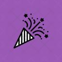 Party Cone Celebrate Icon