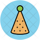 Party Hat Birthday Icon