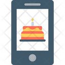Birthday Reminder Online Birthday Wish Party App Icon
