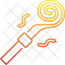 Party Blower Celebration Party Icon