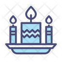 Party Candle Icon