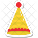 Birthday Cap Party Icon