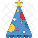 Birthday Cap Party Cap Birthday Cone Hat Icon