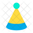 Party Cap Icon