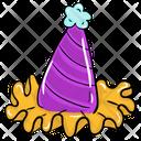 Party Cap Icon
