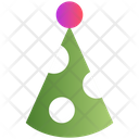 Cone Hat Party Cap Birthday Cap Icon