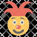 Children Clown Hat Icon