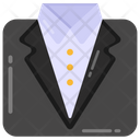 Party Apparel Clothing Party Coat Icon