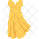 Party Dress Woman Icon