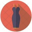 Party Dress Dress Clothes Icon