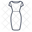 Party Dress Clothes Dress Icon