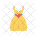 Party Dress Cloth Icon