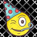 Party Emoji Icon