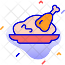 Party Food Icon