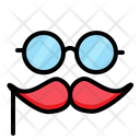 Fun Glasses Party Icon