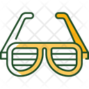 Party Glasses Party Glasses Icon