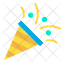 Confetti Celebration Party Icon