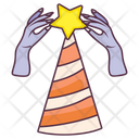Party Headgear Party Hat Hat Icon