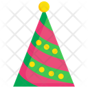 Party Hat Hat Party Icon