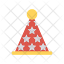 Party Hat Circus Birthday Icon