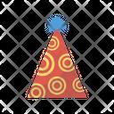 Party Hat Cap Celebration Icon