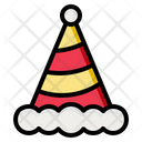 Fun Hat Birthday Icon