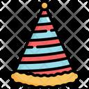 Party Hat Cap Icon