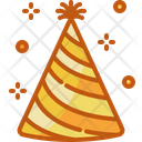 Party Hat Celebration Costume Icon